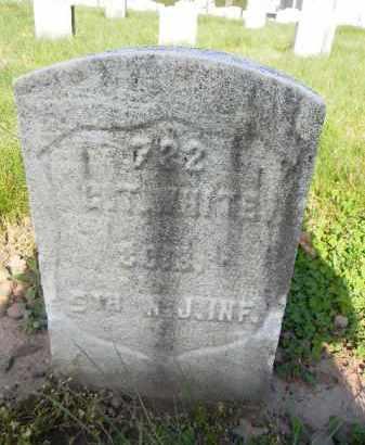 WHITE, GEORGE T. - Essex County, New Jersey | GEORGE T. WHITE - New Jersey Gravestone Photos