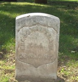 WHITENACK, CHARLES G. - Essex County, New Jersey | CHARLES G. WHITENACK - New Jersey Gravestone Photos