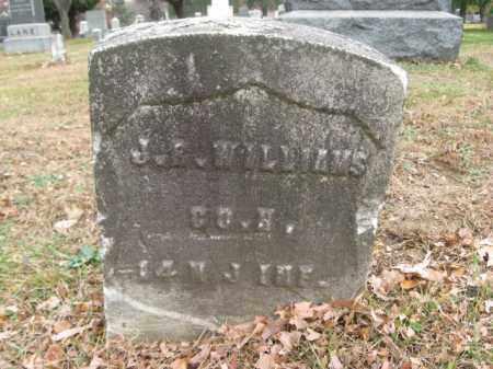 WILLIAMS, JAMES R. - Essex County, New Jersey   JAMES R. WILLIAMS - New Jersey Gravestone Photos