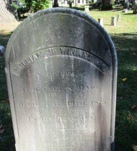 WINANS, WILLIAM H. - Essex County, New Jersey   WILLIAM H. WINANS - New Jersey Gravestone Photos