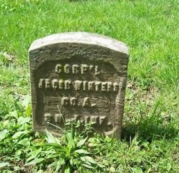 WINTERS, JACOB - Essex County, New Jersey | JACOB WINTERS - New Jersey Gravestone Photos