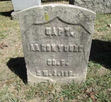 YOUNG, AARON - Essex County, New Jersey | AARON YOUNG - New Jersey Gravestone Photos