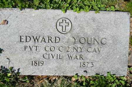 YOUNG, EDWARD - Essex County, New Jersey | EDWARD YOUNG - New Jersey Gravestone Photos