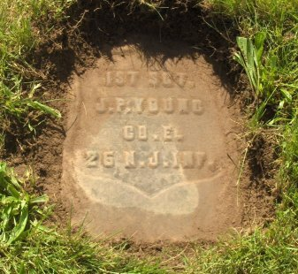 YOUNG, JOHN P. - Essex County, New Jersey | JOHN P. YOUNG - New Jersey Gravestone Photos