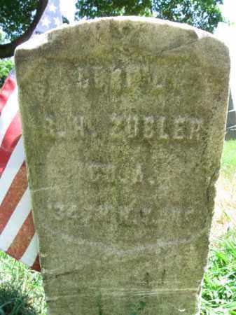 ZUBLER, RUDOLPH H. - Essex County, New Jersey   RUDOLPH H. ZUBLER - New Jersey Gravestone Photos