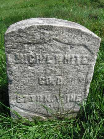 WHITE, MICHAEL - Essex County, New Jersey   MICHAEL WHITE - New Jersey Gravestone Photos