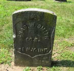 SMITH, CHARLES W. - Essex County, New Jersey | CHARLES W. SMITH - New Jersey Gravestone Photos