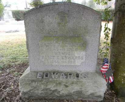 EDWARDS, JACOB G. (M) - Gloucester County, New Jersey | JACOB G. (M) EDWARDS - New Jersey Gravestone Photos