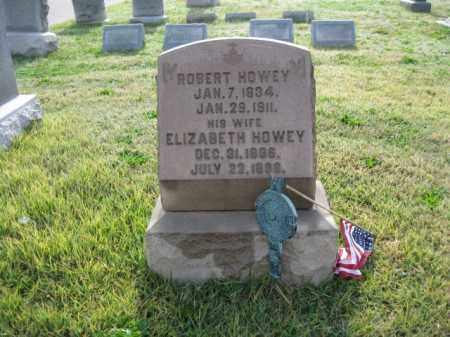 HOWEY, ROBERT - Gloucester County, New Jersey | ROBERT HOWEY - New Jersey Gravestone Photos