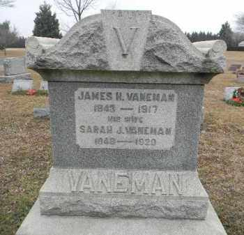 VANEMAN, JAMES H. - Gloucester County, New Jersey | JAMES H. VANEMAN - New Jersey Gravestone Photos