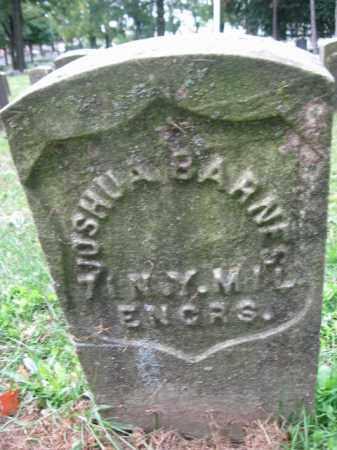 BARNES, JOSHUA - Hudson County, New Jersey | JOSHUA BARNES - New Jersey Gravestone Photos