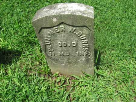 BURNS, PLUMMER W. - Hudson County, New Jersey | PLUMMER W. BURNS - New Jersey Gravestone Photos