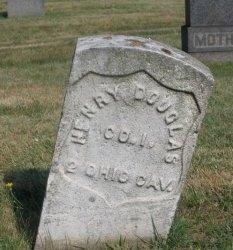 DOUGLAS, HENRY - Hudson County, New Jersey   HENRY DOUGLAS - New Jersey Gravestone Photos