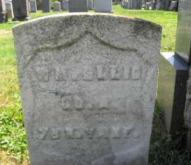 ELLIS, WILLIAM - Hudson County, New Jersey   WILLIAM ELLIS - New Jersey Gravestone Photos