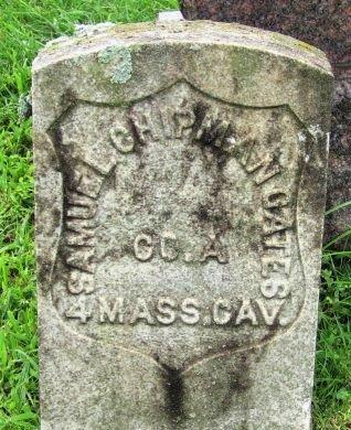 GATES, SAMUEL CHIPMAN - Hudson County, New Jersey   SAMUEL CHIPMAN GATES - New Jersey Gravestone Photos