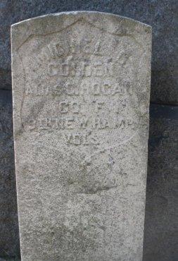 GOLDEN AKA HOGAN, MICHAEL AKA CHARLES - Hudson County, New Jersey | MICHAEL AKA CHARLES GOLDEN AKA HOGAN - New Jersey Gravestone Photos