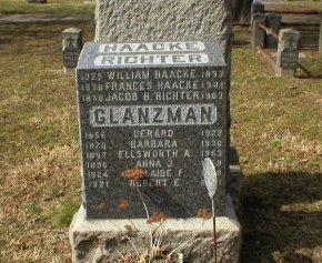 HAACKE, WILLIAM - Hudson County, New Jersey | WILLIAM HAACKE - New Jersey Gravestone Photos