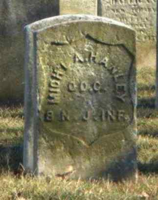 HANLEY, MICHAEL A. - Hudson County, New Jersey   MICHAEL A. HANLEY - New Jersey Gravestone Photos