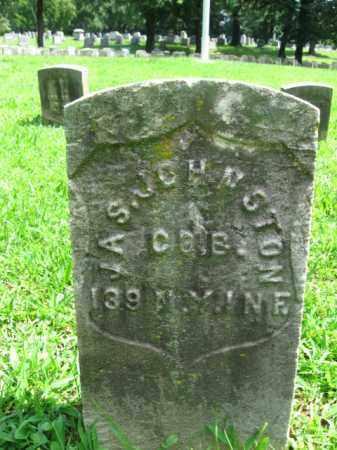 JOHNSTON, JAMES - Hudson County, New Jersey | JAMES JOHNSTON - New Jersey Gravestone Photos