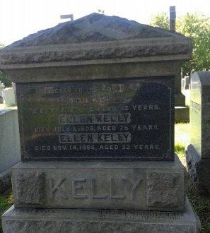 KELLY, JOHN - Hudson County, New Jersey   JOHN KELLY - New Jersey Gravestone Photos