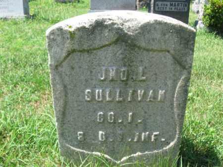 SULLIVAN, JOHN L. - Hudson County, New Jersey | JOHN L. SULLIVAN - New Jersey Gravestone Photos