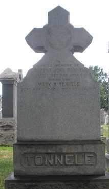 TONNELLE, LAURENT JOHN - Hudson County, New Jersey | LAURENT JOHN TONNELLE - New Jersey Gravestone Photos