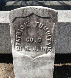 TUMULTY, PATRICK - Hudson County, New Jersey   PATRICK TUMULTY - New Jersey Gravestone Photos