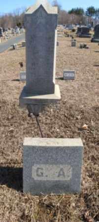 ADER (ADAIR), GEORGE - Hunterdon County, New Jersey   GEORGE ADER (ADAIR) - New Jersey Gravestone Photos