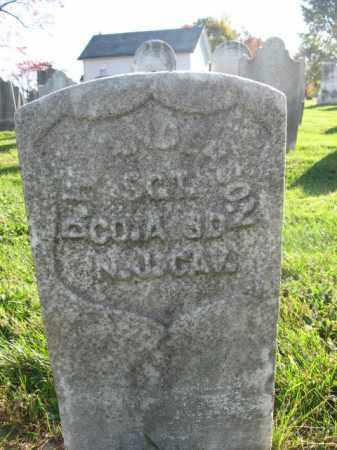 ANDERSON, Q.M.SGT.DAVID W. - Hunterdon County, New Jersey | Q.M.SGT.DAVID W. ANDERSON - New Jersey Gravestone Photos