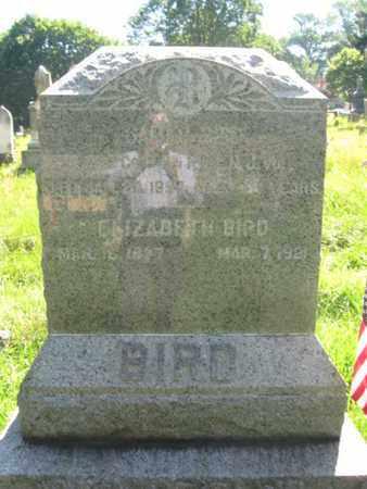 BIRD, JAMES - Hunterdon County, New Jersey | JAMES BIRD - New Jersey Gravestone Photos