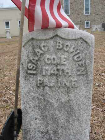 BOWDEN, ISAAC - Hunterdon County, New Jersey   ISAAC BOWDEN - New Jersey Gravestone Photos