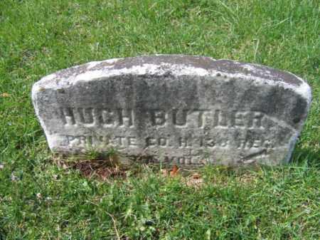 BUTLER, HUGH - Hunterdon County, New Jersey   HUGH BUTLER - New Jersey Gravestone Photos