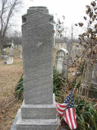 CASE, JAMES M. - Hunterdon County, New Jersey   JAMES M. CASE - New Jersey Gravestone Photos