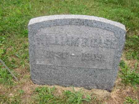 CASE, WILLIAM B. - Hunterdon County, New Jersey | WILLIAM B. CASE - New Jersey Gravestone Photos
