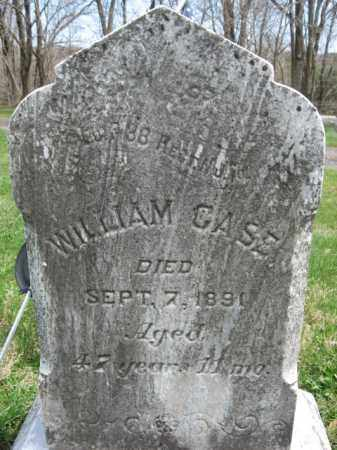 CASE, WILLIAM - Hunterdon County, New Jersey | WILLIAM CASE - New Jersey Gravestone Photos