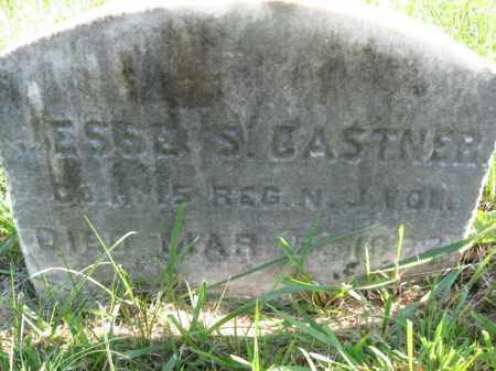CASTNER, JESSE S. - Hunterdon County, New Jersey | JESSE S. CASTNER - New Jersey Gravestone Photos