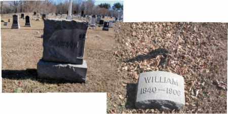 CLAWSON, WILLIAM - Hunterdon County, New Jersey   WILLIAM CLAWSON - New Jersey Gravestone Photos