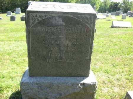 CORVETT, LAWRENCE - Hunterdon County, New Jersey | LAWRENCE CORVETT - New Jersey Gravestone Photos