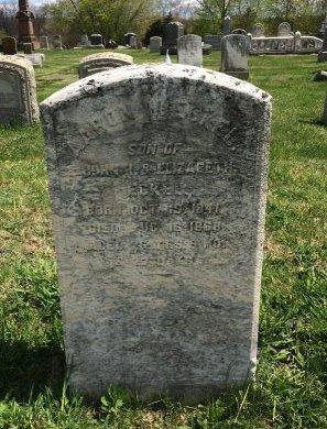 ECKEL, AARON W. - Hunterdon County, New Jersey   AARON W. ECKEL - New Jersey Gravestone Photos