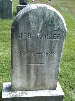 FARLEE, JOB - Hunterdon County, New Jersey | JOB FARLEE - New Jersey Gravestone Photos