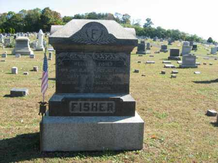 FISHER, WESLEY R. - Hunterdon County, New Jersey   WESLEY R. FISHER - New Jersey Gravestone Photos
