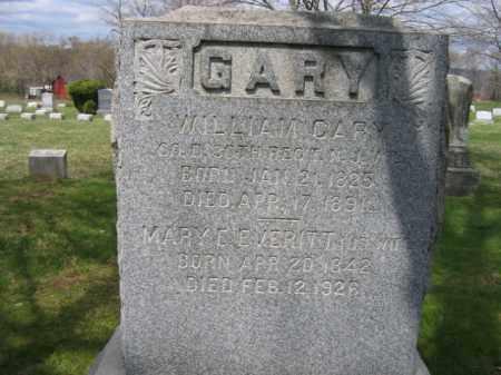 GARY, WILLIAM - Hunterdon County, New Jersey | WILLIAM GARY - New Jersey Gravestone Photos