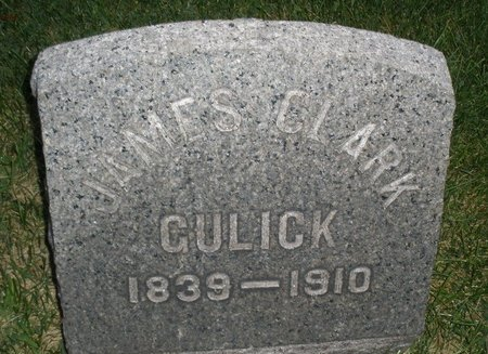 GULICK, JAMES CLARK - Hunterdon County, New Jersey | JAMES CLARK GULICK - New Jersey Gravestone Photos