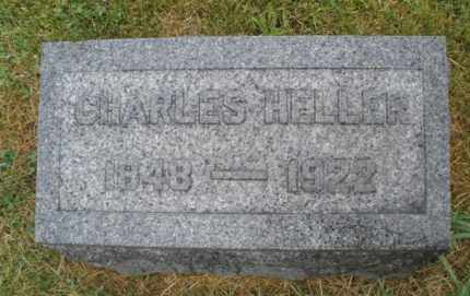 HELLER, CHARLES - Hunterdon County, New Jersey   CHARLES HELLER - New Jersey Gravestone Photos