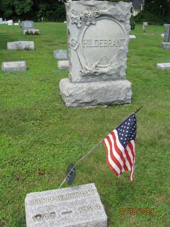 HILDEBRANT, GEORGE - Hunterdon County, New Jersey | GEORGE HILDEBRANT - New Jersey Gravestone Photos