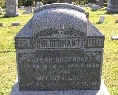 HILDEBRANT, NATHAN - Hunterdon County, New Jersey | NATHAN HILDEBRANT - New Jersey Gravestone Photos