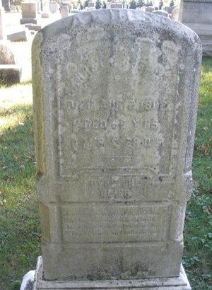 HOFFMAN, GARRET C. - Hunterdon County, New Jersey   GARRET C. HOFFMAN - New Jersey Gravestone Photos