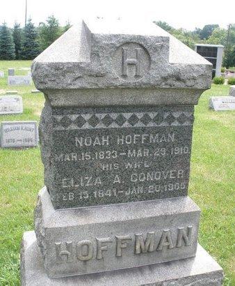 HOFFMAN, NOAH - Hunterdon County, New Jersey | NOAH HOFFMAN - New Jersey Gravestone Photos