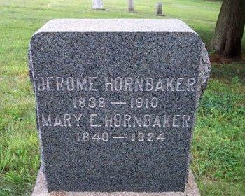 HORNBAKER, JEROME - Hunterdon County, New Jersey   JEROME HORNBAKER - New Jersey Gravestone Photos