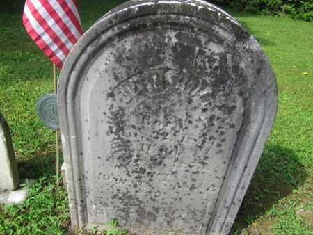 HULL, JOHN - Hunterdon County, New Jersey | JOHN HULL - New Jersey Gravestone Photos